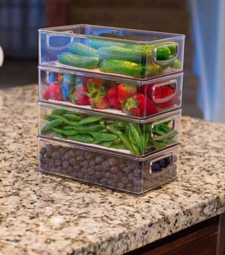 fridge organization tips tricks and ideas