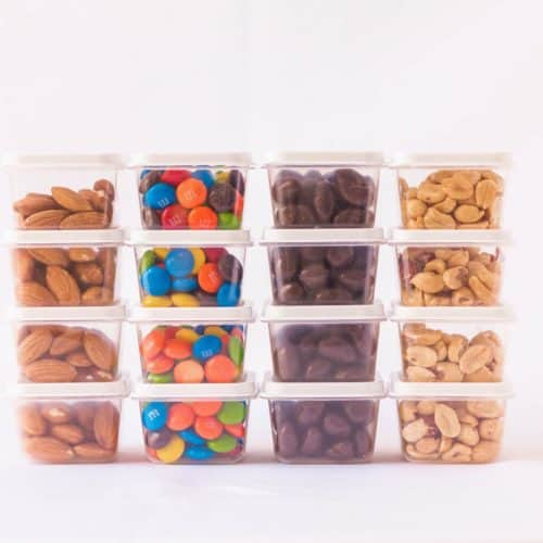 Healthy Snacks in the Pantry