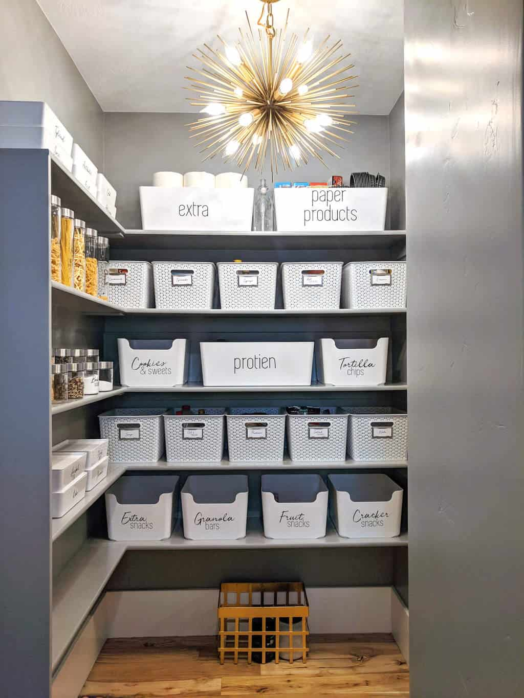 A Step-by-Step Pantry Organization Guide