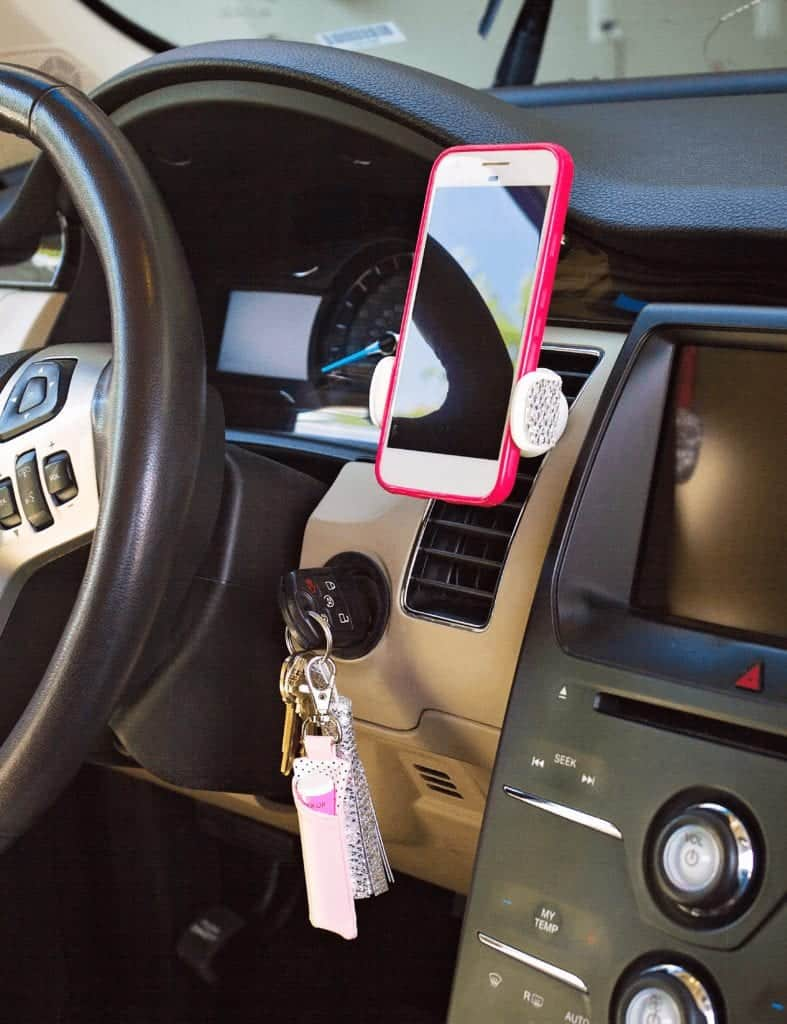 glitter car accessories
