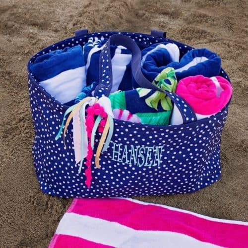 Organized Beach Bag