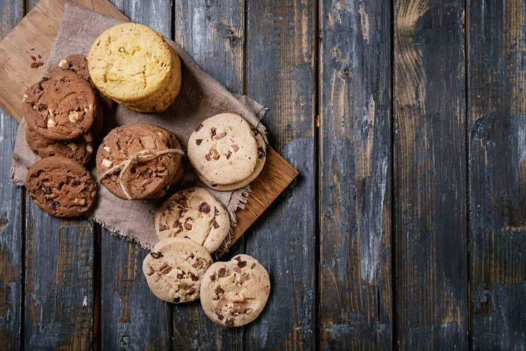 Baking cookies making memories with mom.  9 ways of how to make a house feel like home.