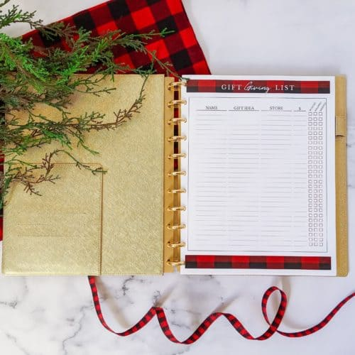 Have a Stress-Free Christmas + Free Christmas Planner Printables