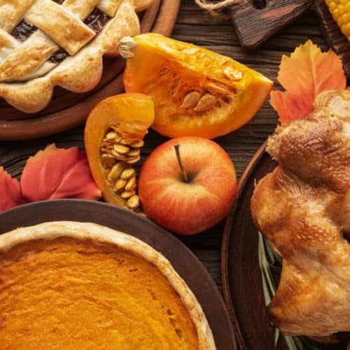 Organize Thanksgiving Dinner at your House