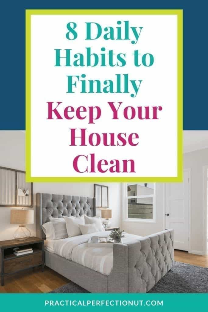 Cleaning Tips and Schedule
