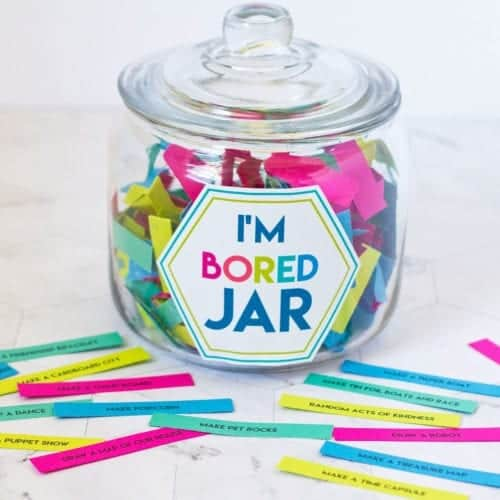 How To Make The Best Kids Summer Activity Jar