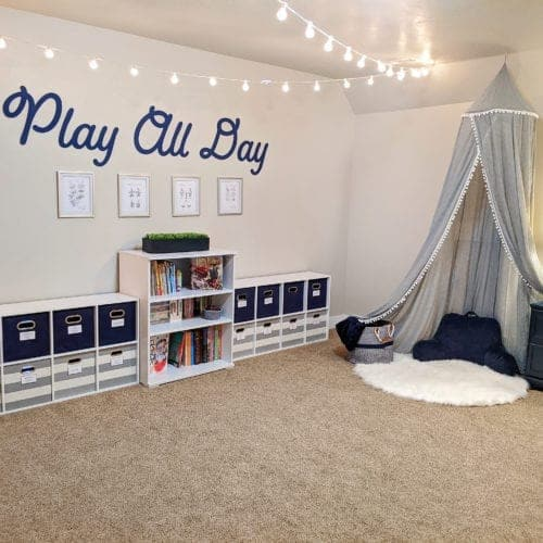 Organization Ideas for Your Playroom You Can Do Today!