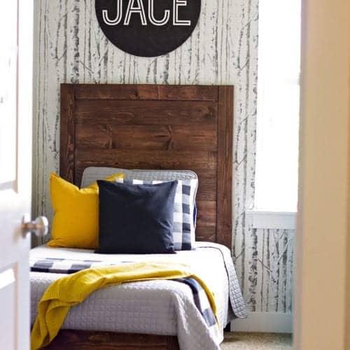 Budget-Friendly Boys Bedroom Ideas