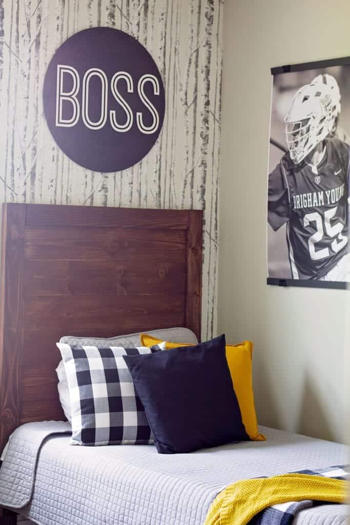 Budget Friendly Boys Bedroom Ideas