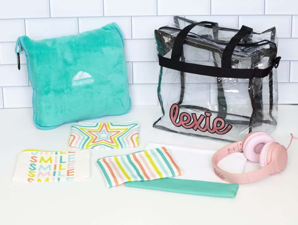 kids bags for road trip