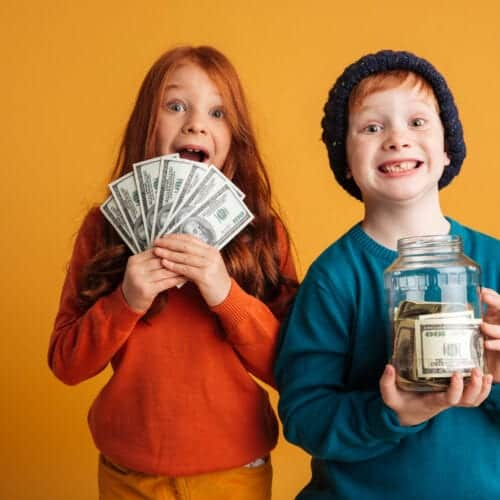 107 WAYS TO Make Money as a Kid:  Making the most of your Time and Skills