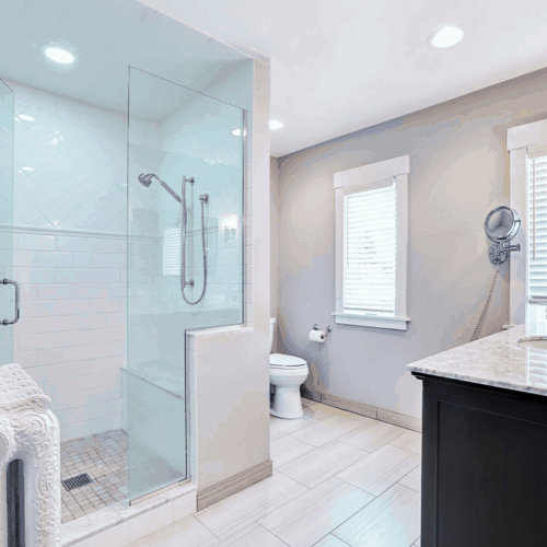 How to Keep Glass Shower Door Clean + 10 Tips to Clean Shower Glass
