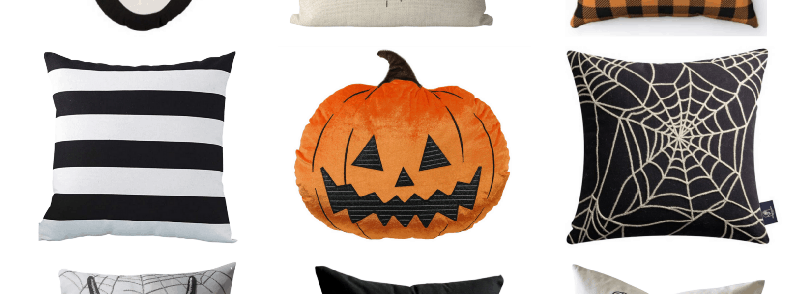 Trendy Halloween Pillows: 40 Wicked Ideas to Decorate Your Home