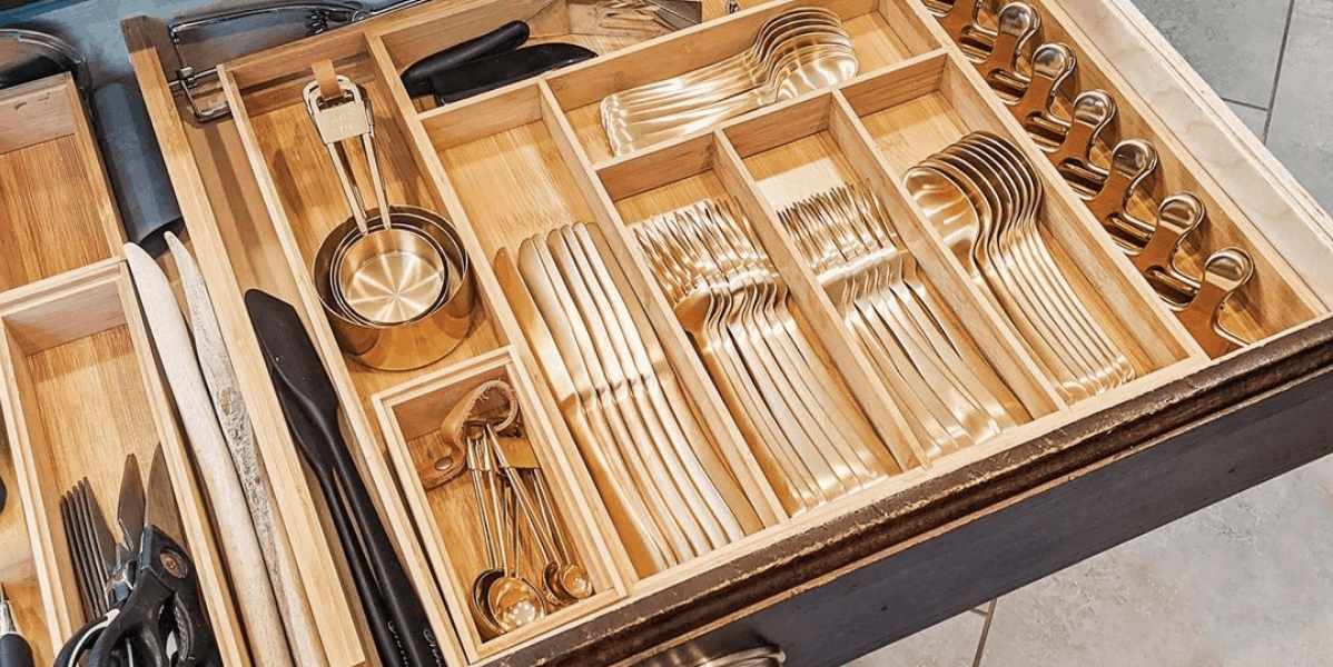 How to Organize Drawers: Organization Tips for Every Room