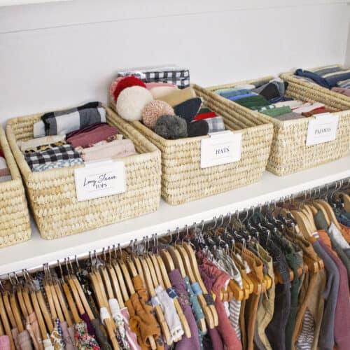 Nursery Organization: How to Organize Your Nursery for Less Stress